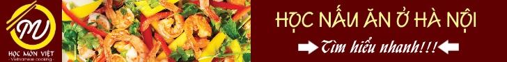 Học nấu ăn ở Hà Nội