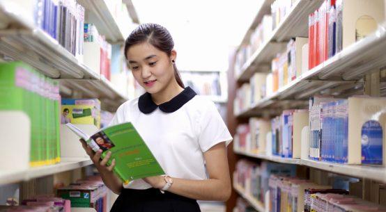 trung cấp thư viện