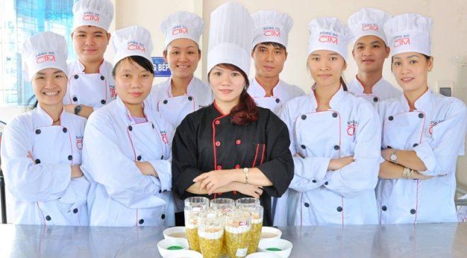 lớp học nấu các món chè