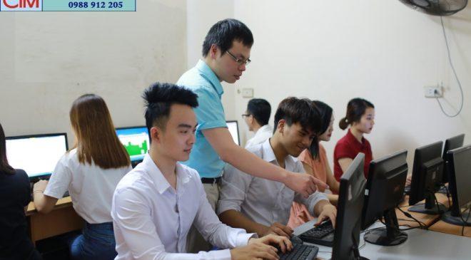 học trung cấp công nghệ thông tin