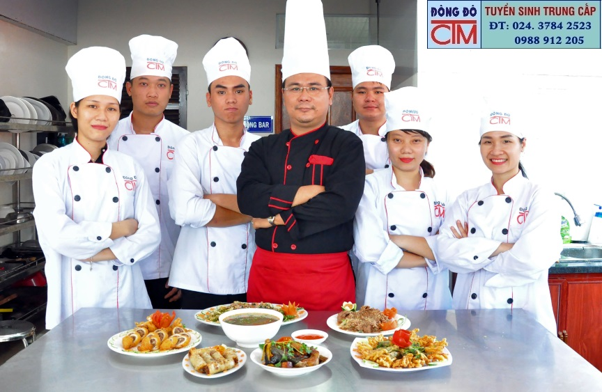 trường dạy nấu ăn ở hà nội