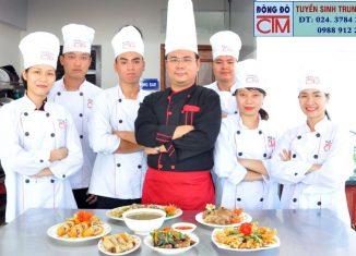 hoc trung cấp nấu ăn
