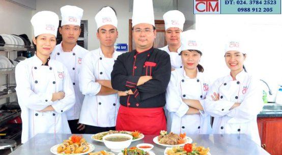 học nấu ăn có việc làm ngay