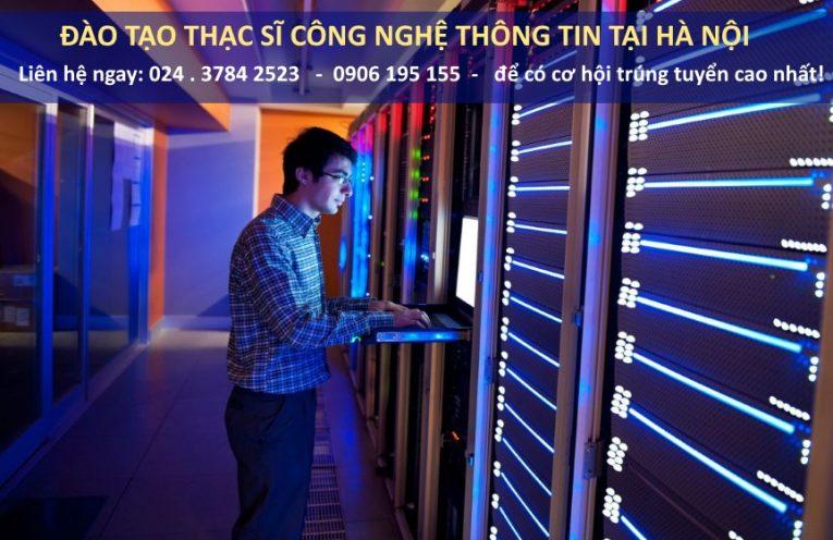 Đào tạo thạc sỹ công nghệ thông tin
