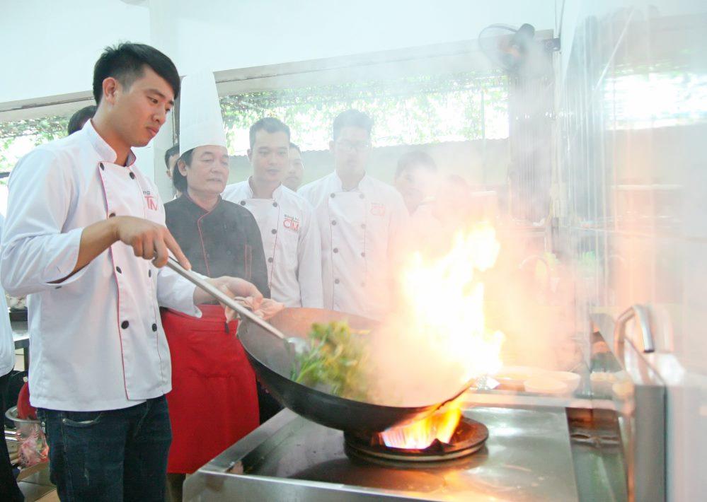 Kỹ năng nấu nướng là yếu tố cần thiết của người đầu bếp 1