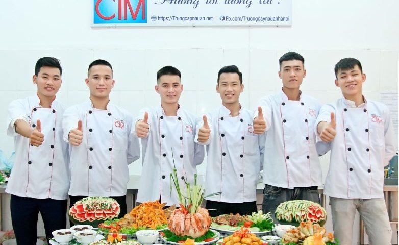 Trường trung cấp nấu ăn ở Hà Nội
