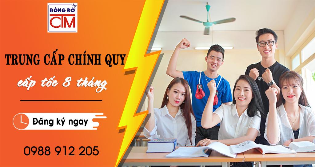 Học trung cấp nhanh ở trường nào tại Hà Nội